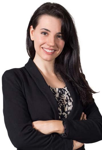 Skye McKinnon - Paralegal - supports the lawyers with all CTP, medical negligence, workers compensation and public liability matters