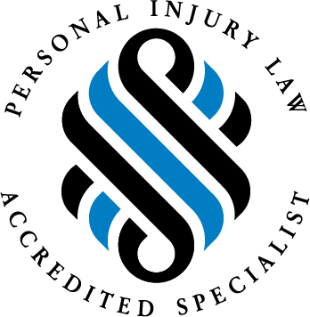 Personal Injury Law - Accredited Specialist Logo